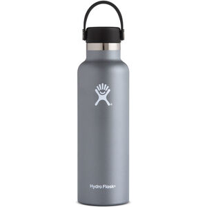 Hydro Flask Standard Mouth Flex Bottle 621ml graphite graphite