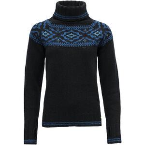 Devold Ona Round Sweater Dam ink ink