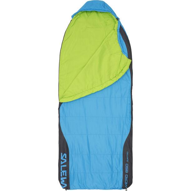 SALEWA Micro 850 Quattro Sleeping Bag davos