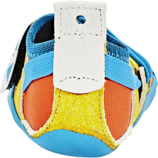 La Sportiva Gripit Climbing Shoes Barn yellow/flame