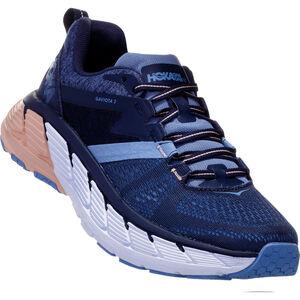 Hoka One One Gaviota 2 Running Shoes Dam mood indigo/dusty pink mood indigo/dusty pink
