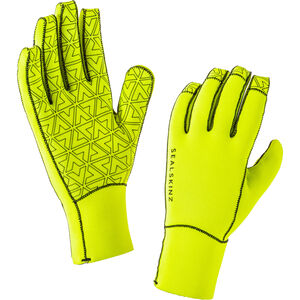 Sealskinz Neoprene Gloves Herr black/hi vis yellow black/hi vis yellow