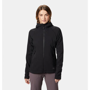 Mountain Hardwear Keele Hoody Jacket Dam black black