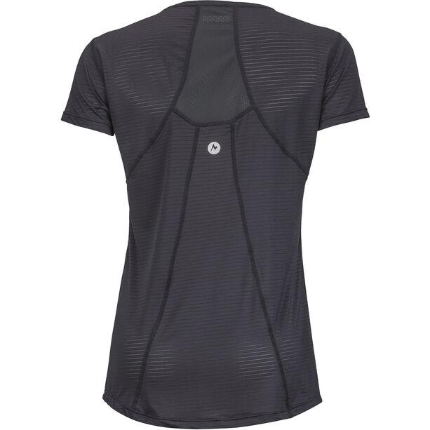 Marmot Aero SS Shirt Dam black