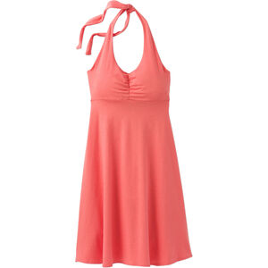 Prana Beachside Dress Dam summer peach summer peach