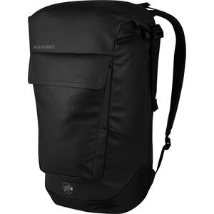 Mammut Seon Courier Backpack 30l black black