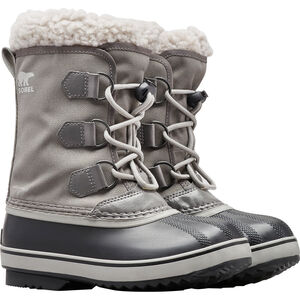 Sorel Yoot Pac Nylon Boots Ungdomar Quarry/Dove Quarry/Dove