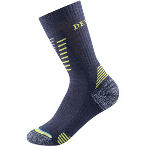 Devold Hiking Medium Socks Barn mistral mistral