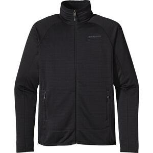 Patagonia R1 Full-Zip Jacket Herr black black