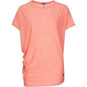 super.natural Yoga Loose T-shirt Dam georgia peach melange georgia peach melange