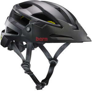 Bern FL-1 XC Type MIPS Helmet with Visor matte black matte black