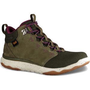 Teva Arrowood Mid WP Shoes Dam olive olive