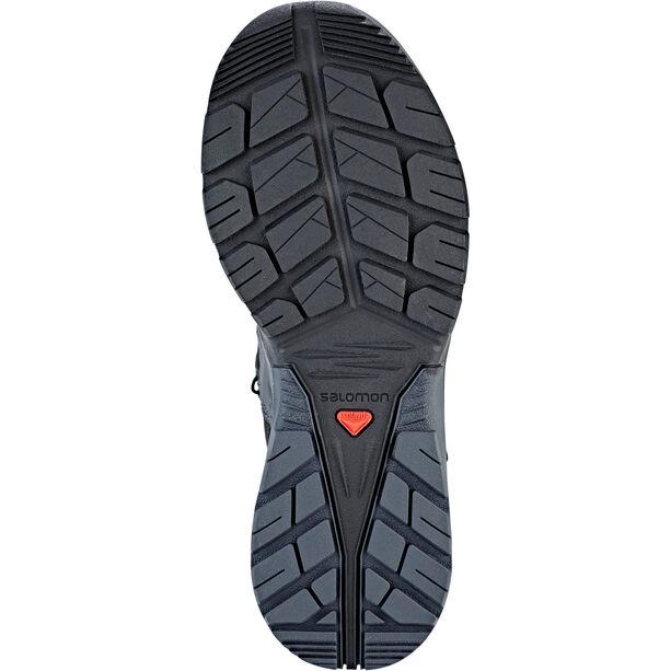 Salomon Techamphibian 4 Shoes Dam black/ebony/quiet shade