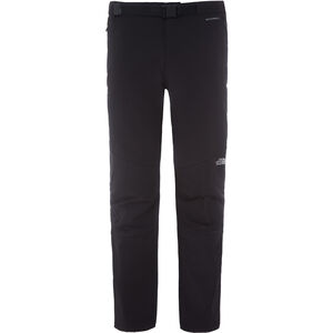 The North Face Diablo Pants Regular Herr black black