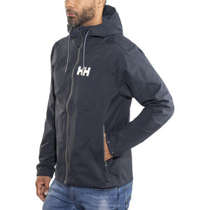 Helly Hansen Rigging Rain Jacket Herr navy navy
