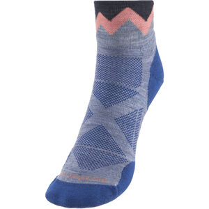 Smartwool PhD Pro Approach Mini Socks Dam blue steel blue steel
