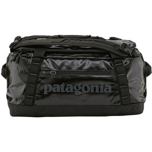 Patagonia Black Hole Duffel Bag 40l Black Black