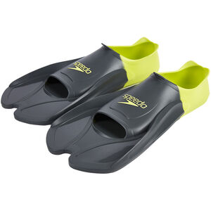 speedo Biofuse Training Fins oxid grey/lime punch oxid grey/lime punch