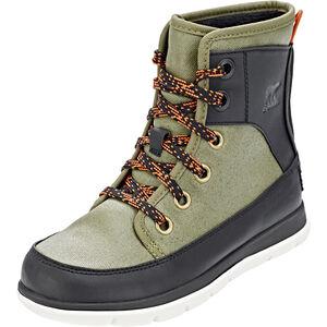 Sorel Expl**** 1964 Boots Dam hiker green/black hiker green/black