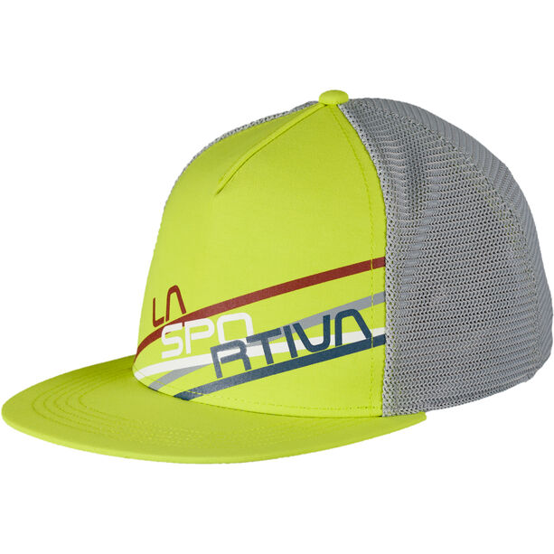 La Sportiva Stripe 2.0 Trucker Hat opal/cloud