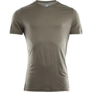 Aclima LightWool T-shirt Herr ranger green ranger green