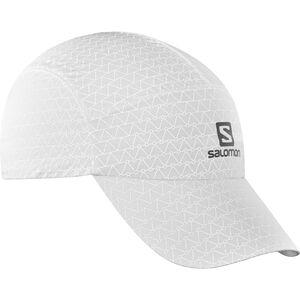 Salomon Reflective Cap white white