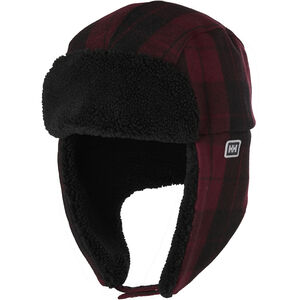 Helly Hansen Roam Trapper Hat oxblood oxblood