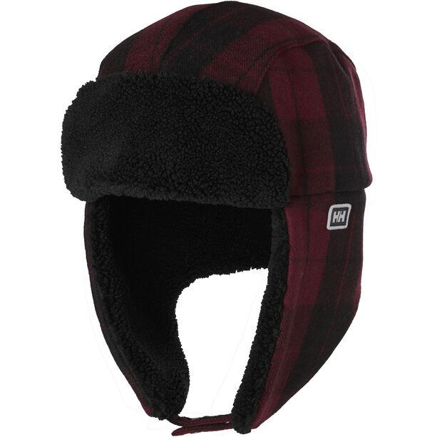 Helly Hansen Roam Trapper Hat oxblood