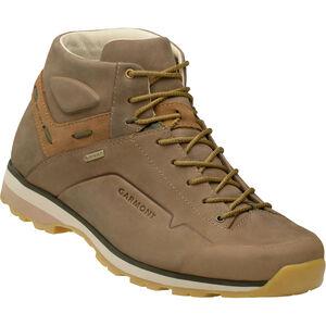 Garmont Miguasha Nubuck GTX Shoes Herr beige/olive green beige/olive green