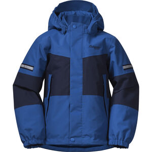 Bergans Lilletind Insulated Jacket Barn Classic Blue/Navy Classic Blue/Navy