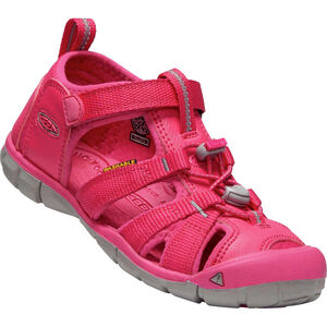 Keen Seacamp II CNX Sandals Barn hot pink