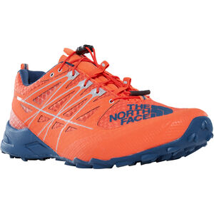 The North Face Ultra MT II Shoes Herr scarlet ibis/shady blue scarlet ibis/shady blue