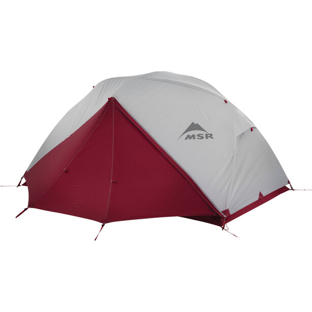 MSR Elixir 2 Backpacking Tent light grey