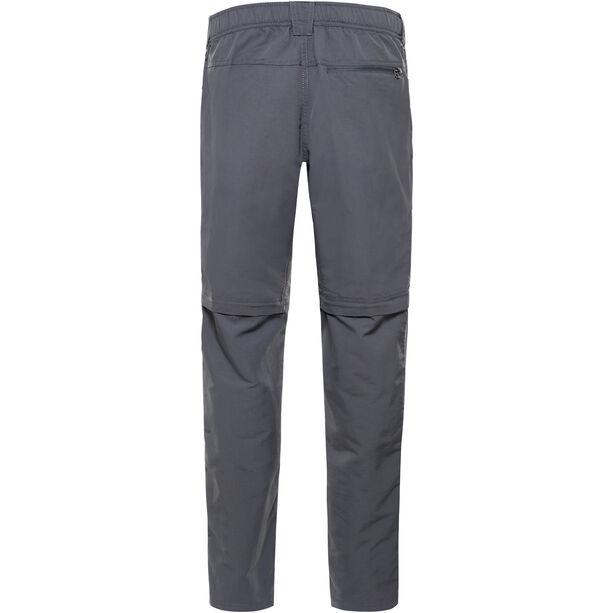 The North Face Paramount Trail Convertible Pants Herr asphalt grey
