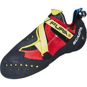 Scarpa Furia S Climbing Shoes parrot-yellow parrot-yellow
