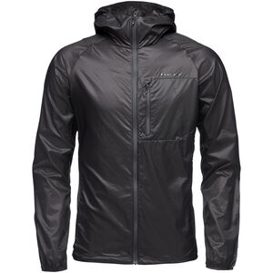 Black Diamond Distance Wind Shell Jacket Herr black black
