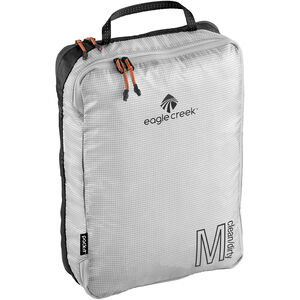 Eagle Creek Pack-It Specter Tech Clean/Dirty Cube M black/white black/white