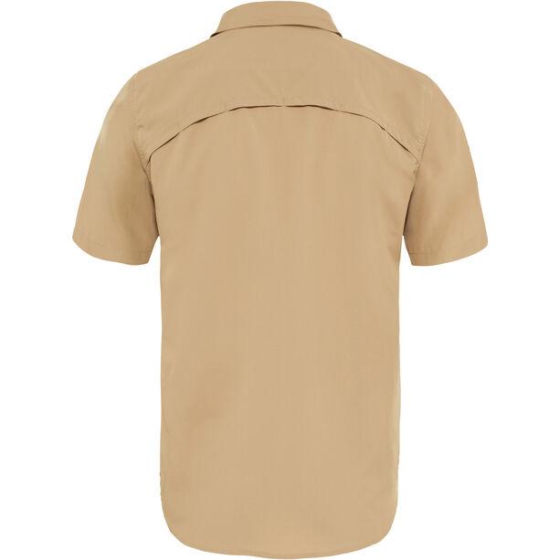 The North Face Sequoia S/S Shirt Herr kelp tan