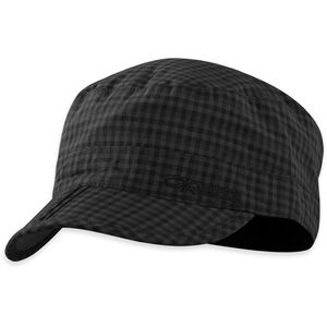 Outdoor Research Radar Pocket Cap black check black check
