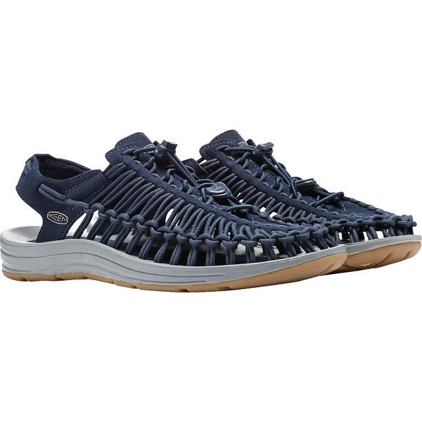 Keen Uneek Sandals Herr dress blues/neutral gray