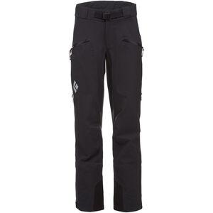 Black Diamond Recon Stretch Ski Pants Dam Black Black