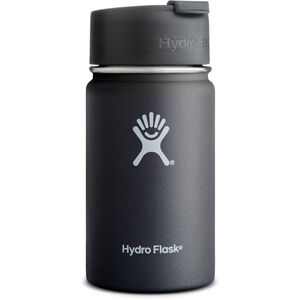 Hydro Flask Wide Mouth Coffee Bottle 354ml black black