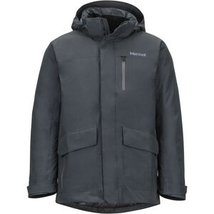 Marmot Yorktown Featherless Jacket Herr Dark Steel Dark Steel