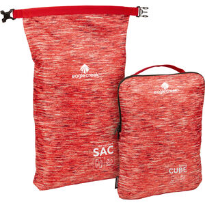 Eagle Creek Pack-It Active Essential Set space dye coral space dye coral