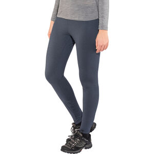 Bergans Stranda Tights Dam dark navy mel/dark fogblue dark navy mel/dark fogblue