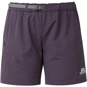 Mountain Equipment Comici Trail Shorts Dam nightshade nightshade