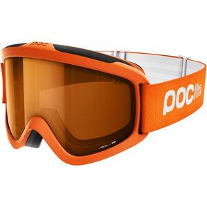 POC POCito Iris Goggles Barn fluorescent orange fluorescent orange