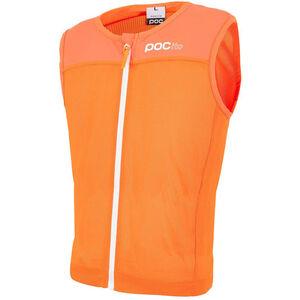 POC POCito VPD Spine Vest Barn fluorescent orange fluorescent orange