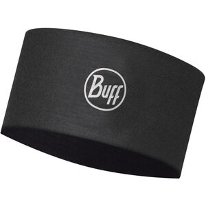 Buff Coolnet UV+ Headband solid black solid black