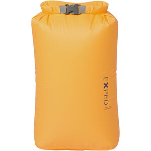 Exped Fold Drybag 5l yellow yellow